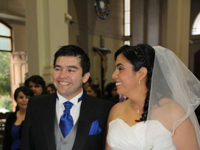 El matrimonio de Natalia y Camilo en Rengo, Cachapoal 14