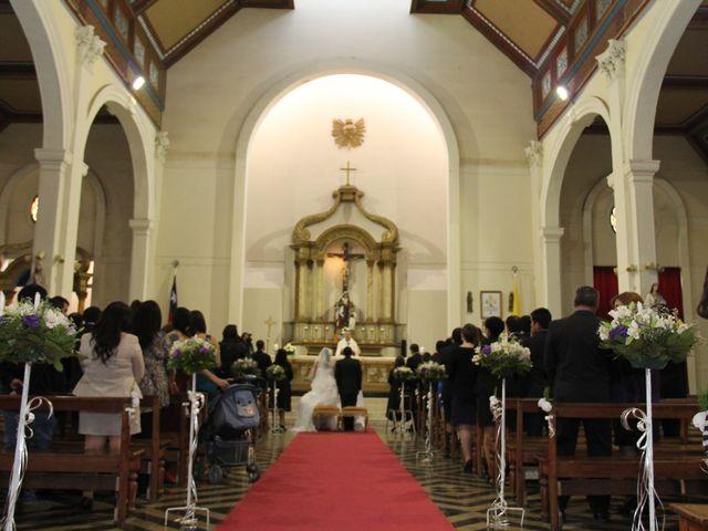 El matrimonio de Natalia y Camilo en Rengo, Cachapoal 15