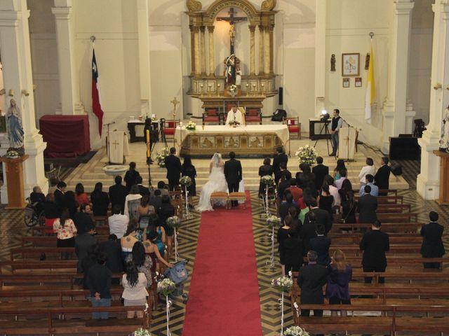 El matrimonio de Natalia y Camilo en Rengo, Cachapoal 16