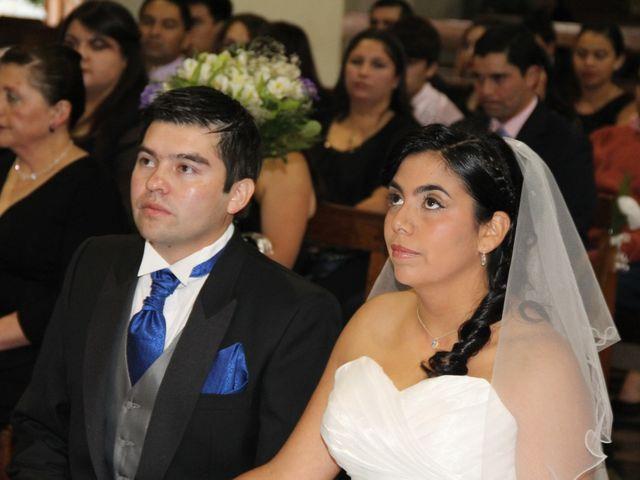 El matrimonio de Natalia y Camilo en Rengo, Cachapoal 17