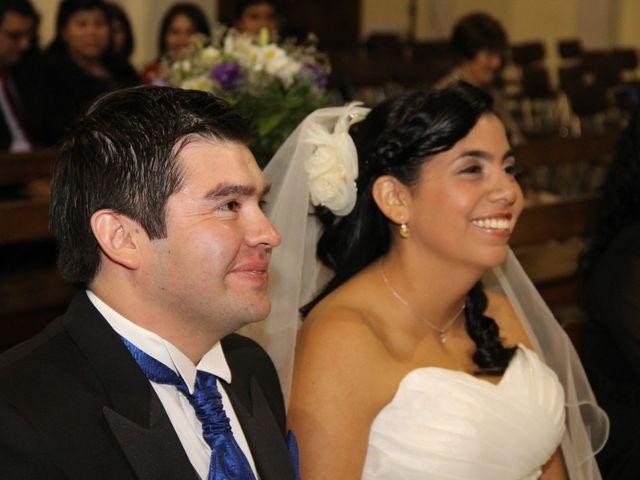 El matrimonio de Natalia y Camilo en Rengo, Cachapoal 22