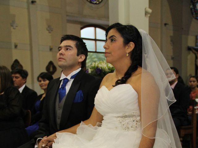 El matrimonio de Natalia y Camilo en Rengo, Cachapoal 23