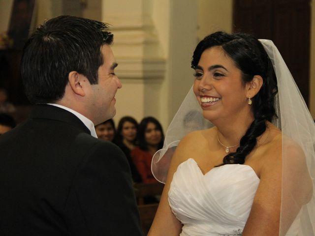 El matrimonio de Natalia y Camilo en Rengo, Cachapoal 24