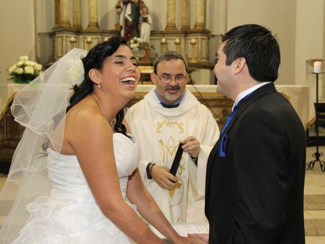 El matrimonio de Natalia y Camilo en Rengo, Cachapoal 28