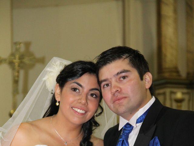 El matrimonio de Natalia y Camilo en Rengo, Cachapoal 32