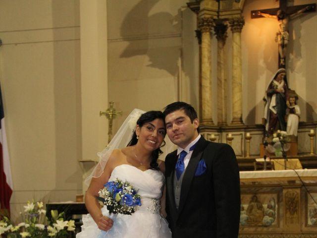 El matrimonio de Natalia y Camilo en Rengo, Cachapoal 33