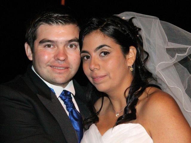 El matrimonio de Natalia y Camilo en Rengo, Cachapoal 35