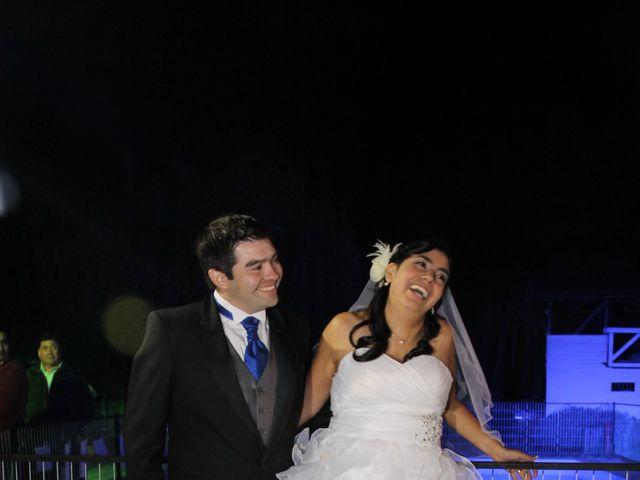 El matrimonio de Natalia y Camilo en Rengo, Cachapoal 37