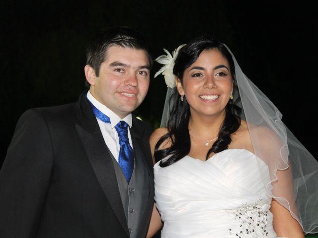El matrimonio de Natalia y Camilo en Rengo, Cachapoal 38