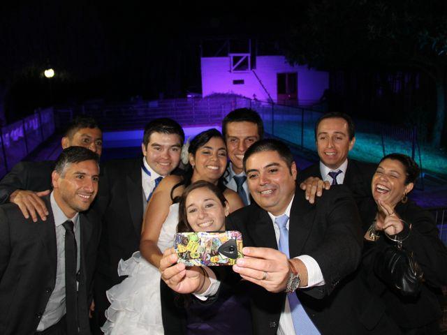 El matrimonio de Natalia y Camilo en Rengo, Cachapoal 40