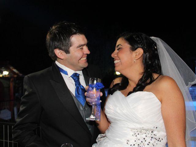El matrimonio de Natalia y Camilo en Rengo, Cachapoal 41