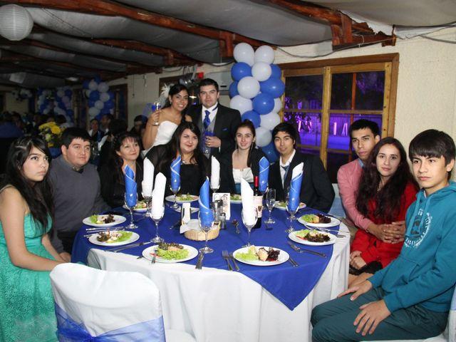 El matrimonio de Natalia y Camilo en Rengo, Cachapoal 42