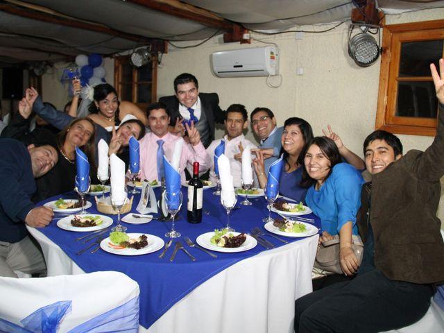 El matrimonio de Natalia y Camilo en Rengo, Cachapoal 43