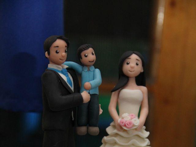 El matrimonio de Natalia y Camilo en Rengo, Cachapoal 45