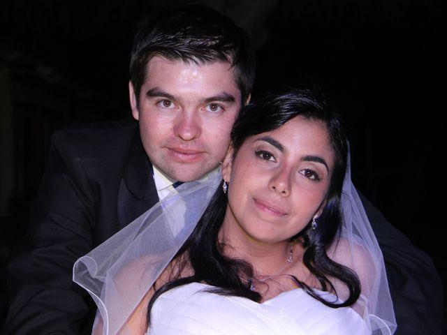 El matrimonio de Natalia y Camilo en Rengo, Cachapoal 48