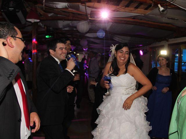 El matrimonio de Natalia y Camilo en Rengo, Cachapoal 49