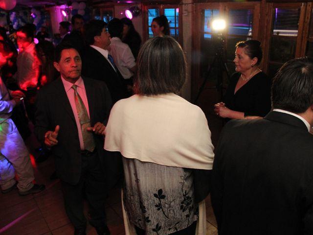 El matrimonio de Natalia y Camilo en Rengo, Cachapoal 50