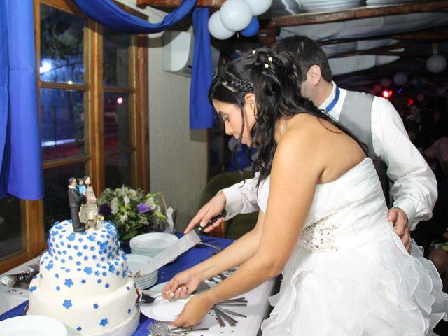 El matrimonio de Natalia y Camilo en Rengo, Cachapoal 55