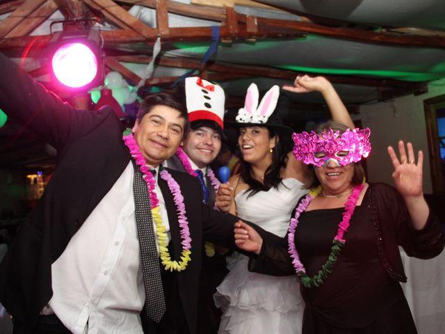 El matrimonio de Natalia y Camilo en Rengo, Cachapoal 57