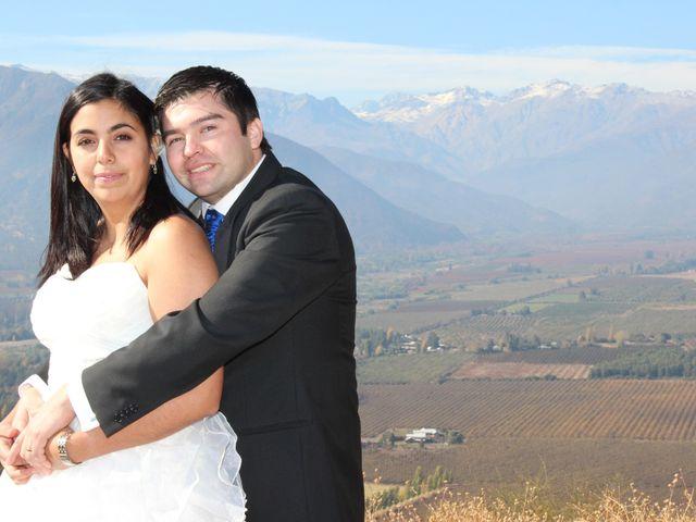 El matrimonio de Natalia y Camilo en Rengo, Cachapoal 63