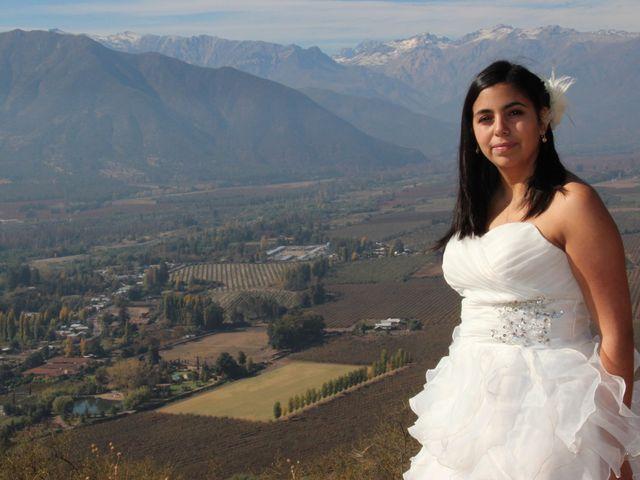 El matrimonio de Natalia y Camilo en Rengo, Cachapoal 64