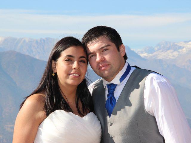 El matrimonio de Natalia y Camilo en Rengo, Cachapoal 1