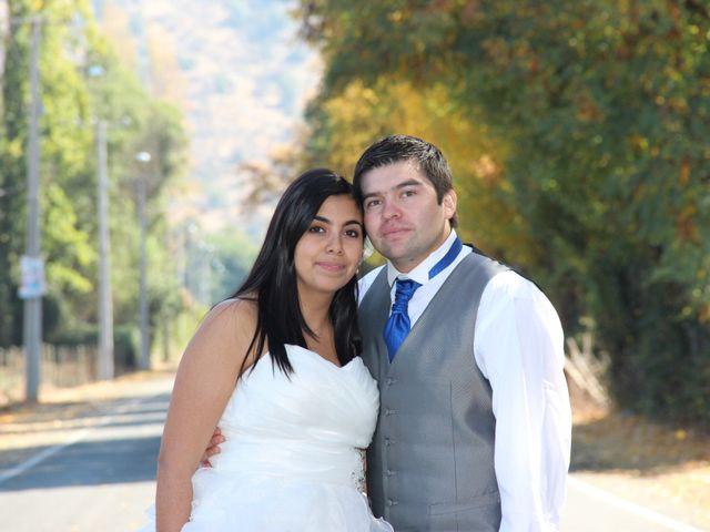 El matrimonio de Natalia y Camilo en Rengo, Cachapoal 66