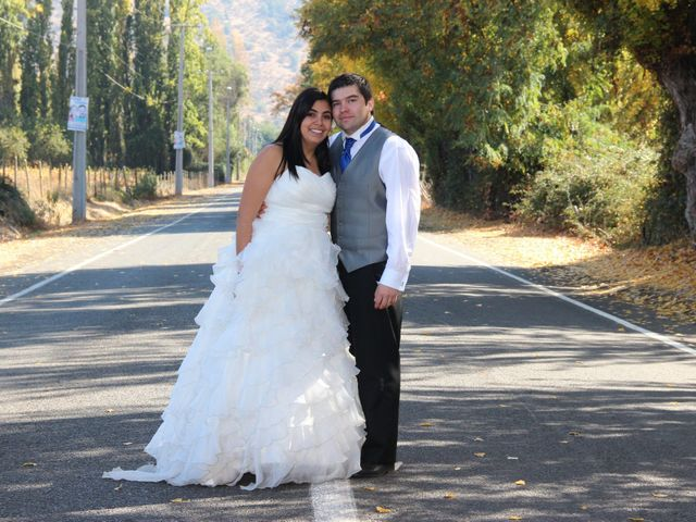 El matrimonio de Natalia y Camilo en Rengo, Cachapoal 67