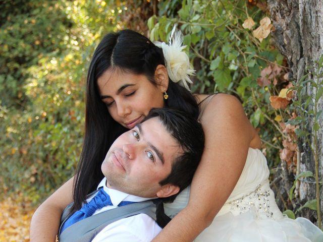El matrimonio de Natalia y Camilo en Rengo, Cachapoal 73
