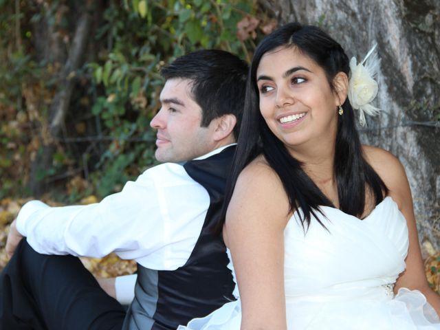 El matrimonio de Natalia y Camilo en Rengo, Cachapoal 74