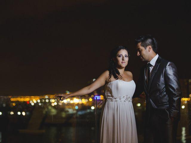 El matrimonio de Nataly y Claudio