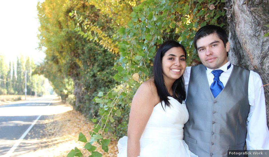El matrimonio de Natalia y Camilo en Rengo, Cachapoal