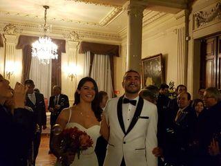 El matrimonio de Loreto y Gabriel