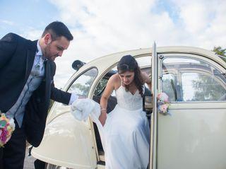 El matrimonio de Alejandra y Luis 3