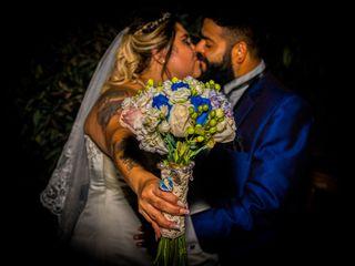 El matrimonio de Maria y Luis