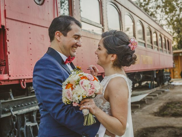 El matrimonio de Vane  y Fabi