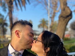 El matrimonio de Nicole y Marco  3