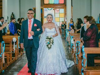 El matrimonio de Giannina y Alvaro 1
