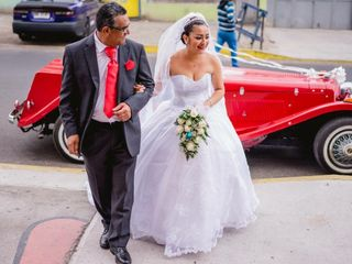 El matrimonio de Giannina y Alvaro 2