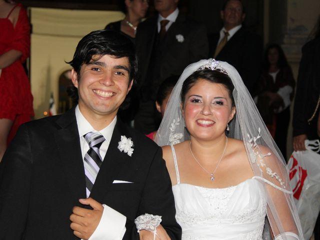 El matrimonio de Maricela y Felipe