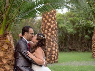 El matrimonio de Franklin y Cristina 3