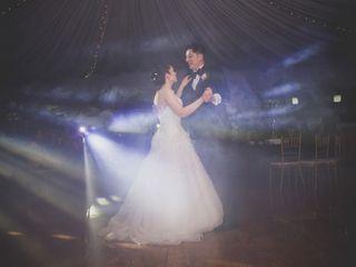 El matrimonio de Perla y Luis