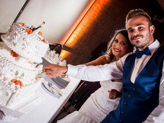 El matrimonio de Angelica y Rolando