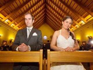 El matrimonio de Isabel y Juan Pablo