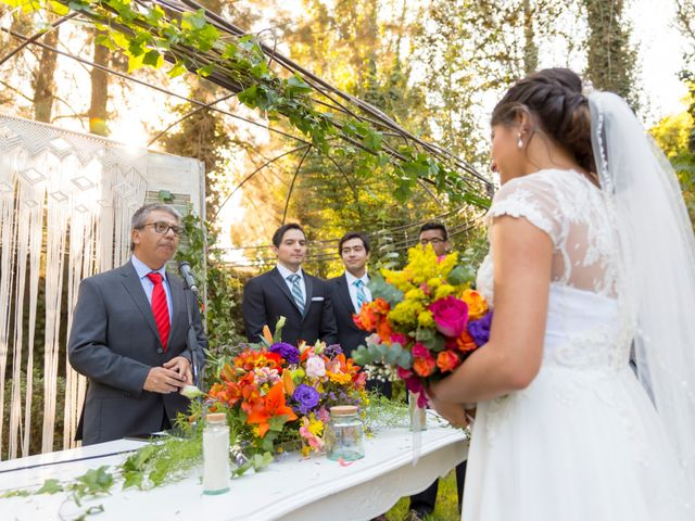 El matrimonio de Gonzalo y Gabriela en Talagante, Talagante 1