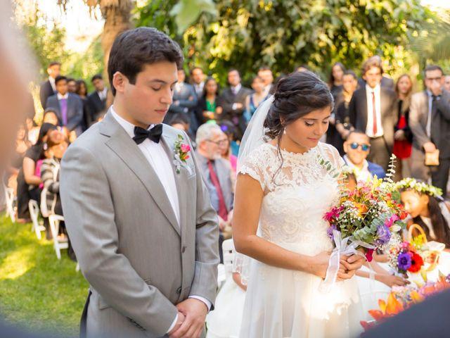 El matrimonio de Gonzalo y Gabriela en Talagante, Talagante 5