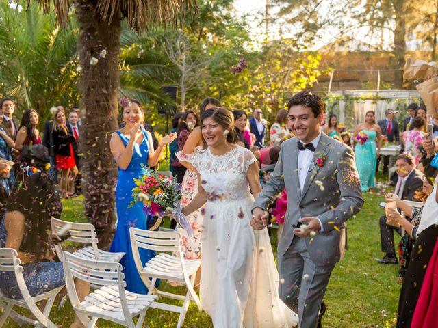 El matrimonio de Gonzalo y Gabriela en Talagante, Talagante 2