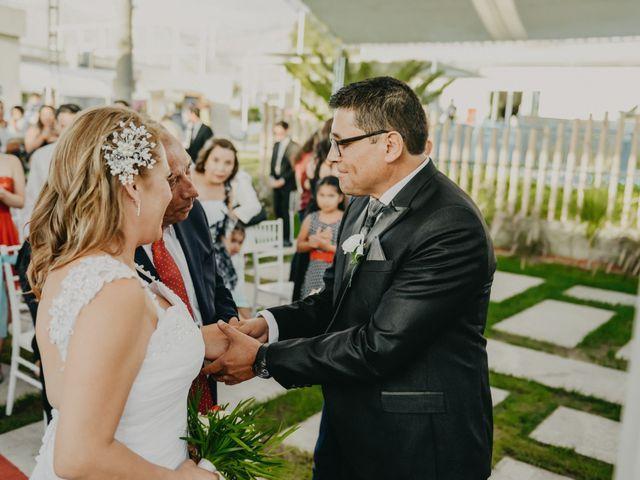 El matrimonio de Omar y Isabel en Antofagasta, Antofagasta 26