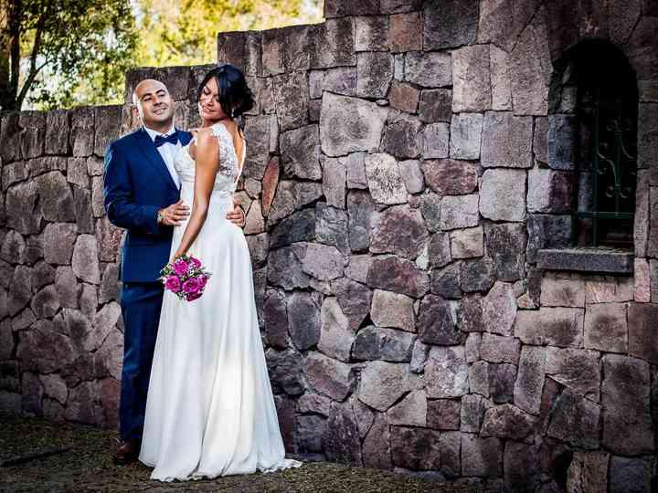 El matrimonio de Cecilia y Fernando