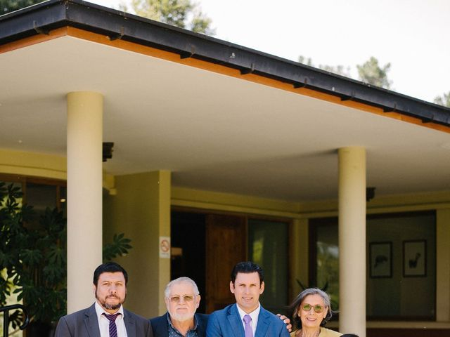 El matrimonio de Natalia y Claudio en Padre las Casas, Cautín 6